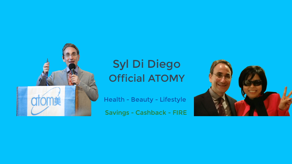 Website Image - Syl Di Diego Official ATOMY
